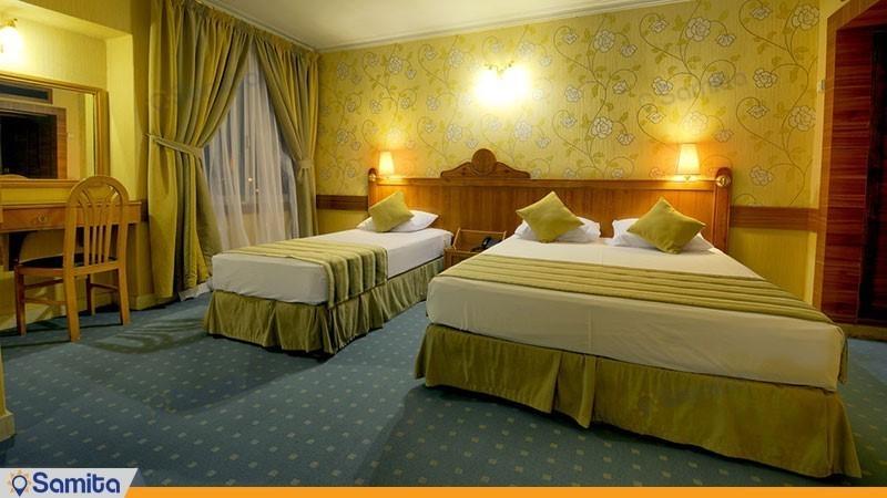 سوئیت رویال هتل آسیا