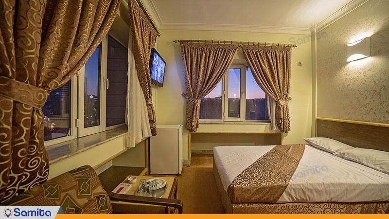 اتاق دبل هتل پردیس