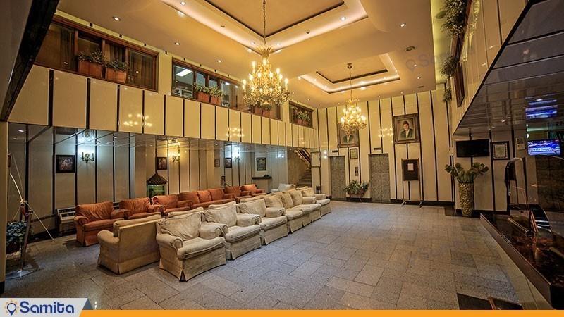 لابی هتل پردیس
