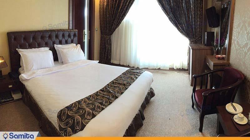 اتاق دبل هتل شارستان