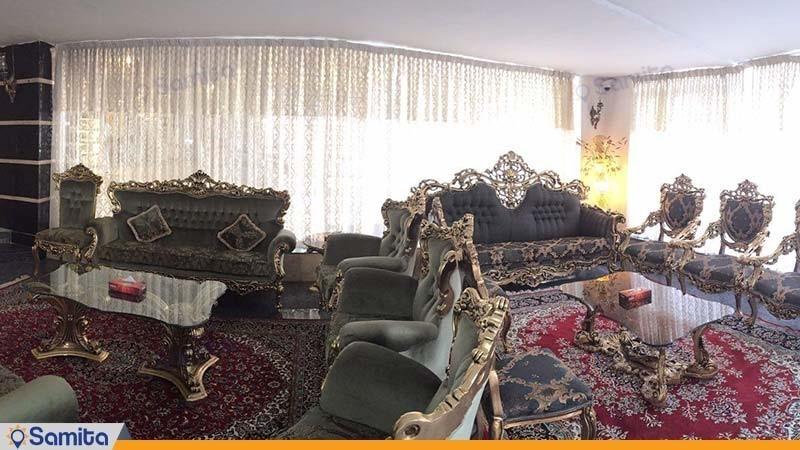 لابی هتل شارستان