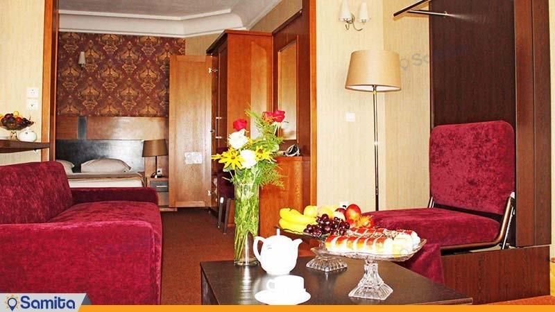 سوئیت هتل آپارتمان سروش