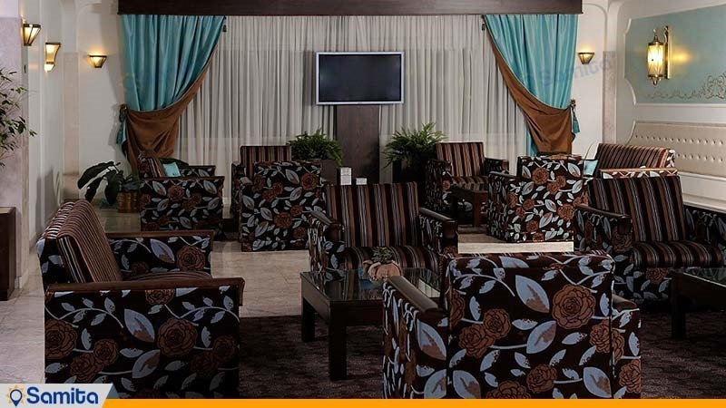 لابی هتل تهران
