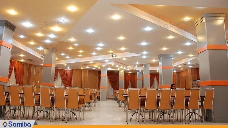 سالن کنفرانس هتل ساحلی پردیس