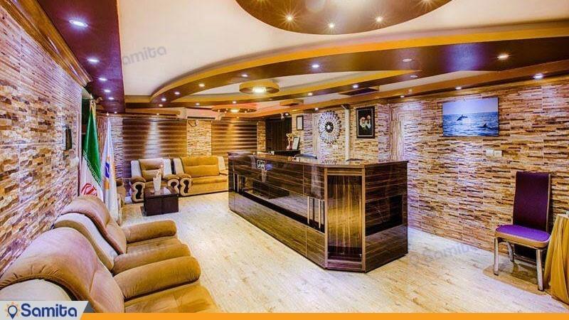 لابی هتل آسماری
