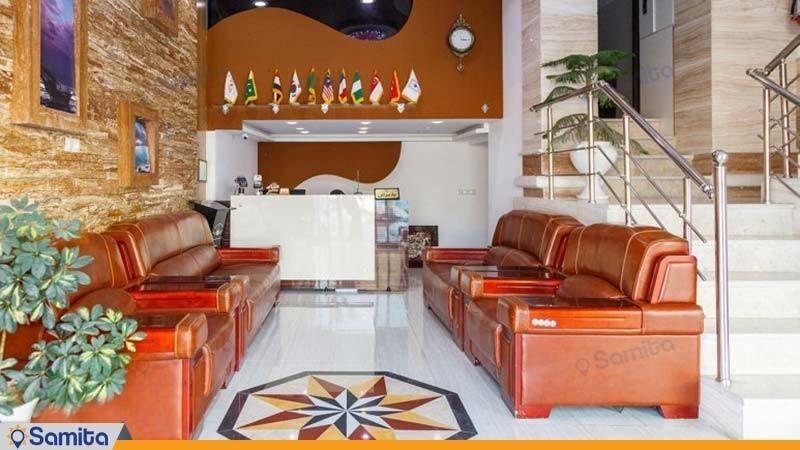 لابی هتل مروارید قشم