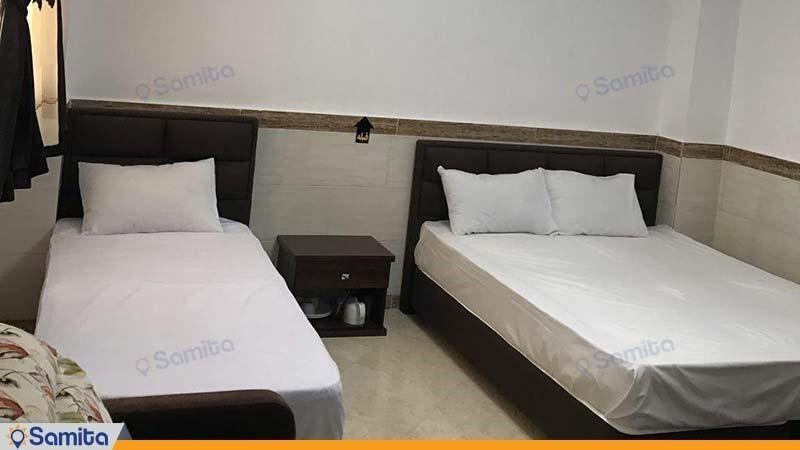 اتاق سه نفره هتل مروارید قشم