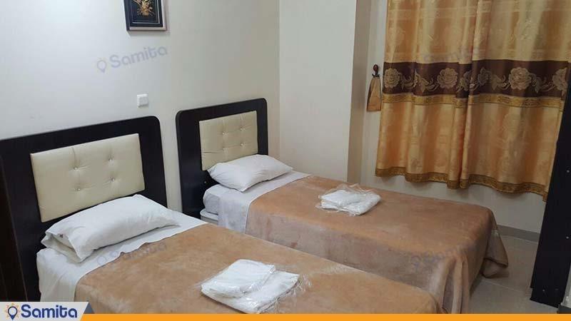 اتاق دو نفره هتل سما
