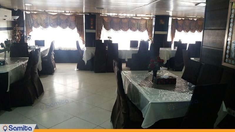 رستوران هتل شمس قشم