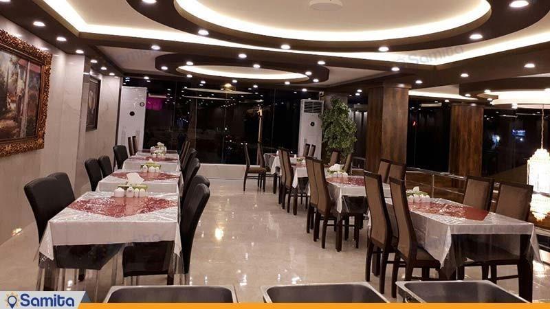 رستوران هتل الوند 2