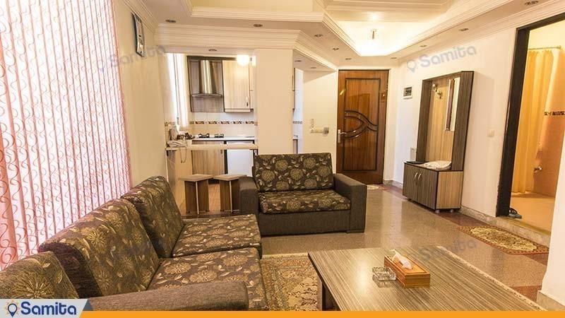آپارتمان یک خوابه بزرگ هتل آپارتمان لیان