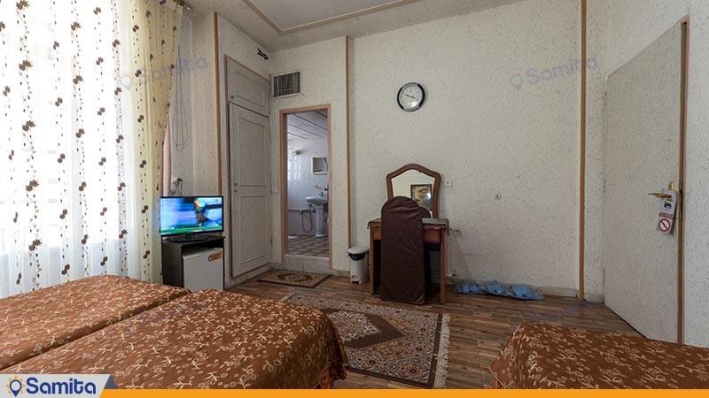 اتاق سه تخته هتل اطلس
