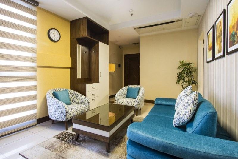 آپارتمان یکخوابه یک تخته