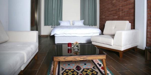 سوئیت یکخوابه دو تخته