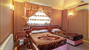 کلبه دو تخته