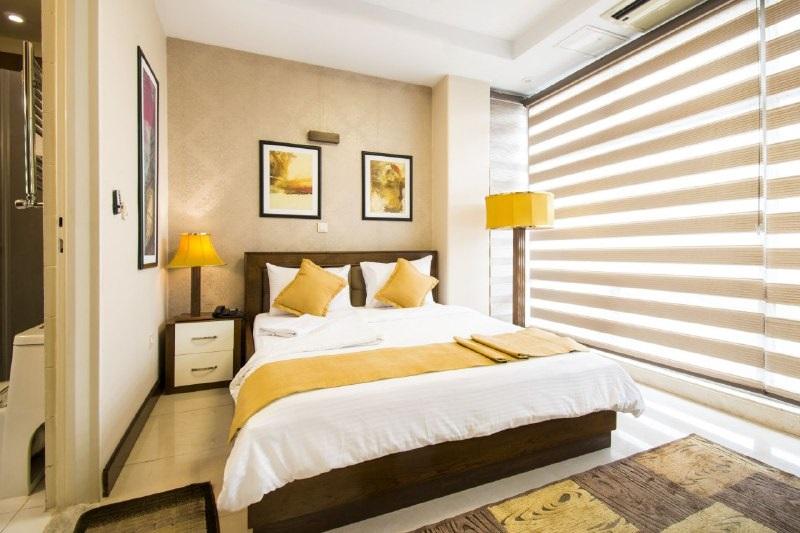 آپارتمان یکخوابه اکونومی یک تخته