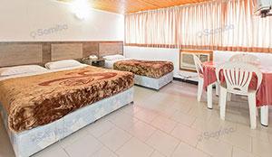 کلبه سه تخته
