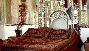 سوئیت شاه نشین دو خوابه چهار تخته