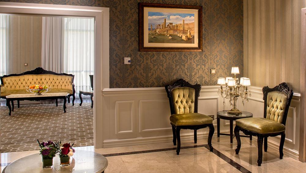 سوئیت رویال یک خوابه دو تخته طبقات 16 تا 20