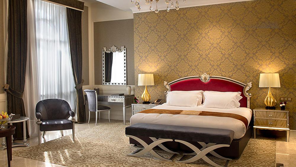سوییت رویال دو خوابه چهار تخته طبقات 16 تا 20