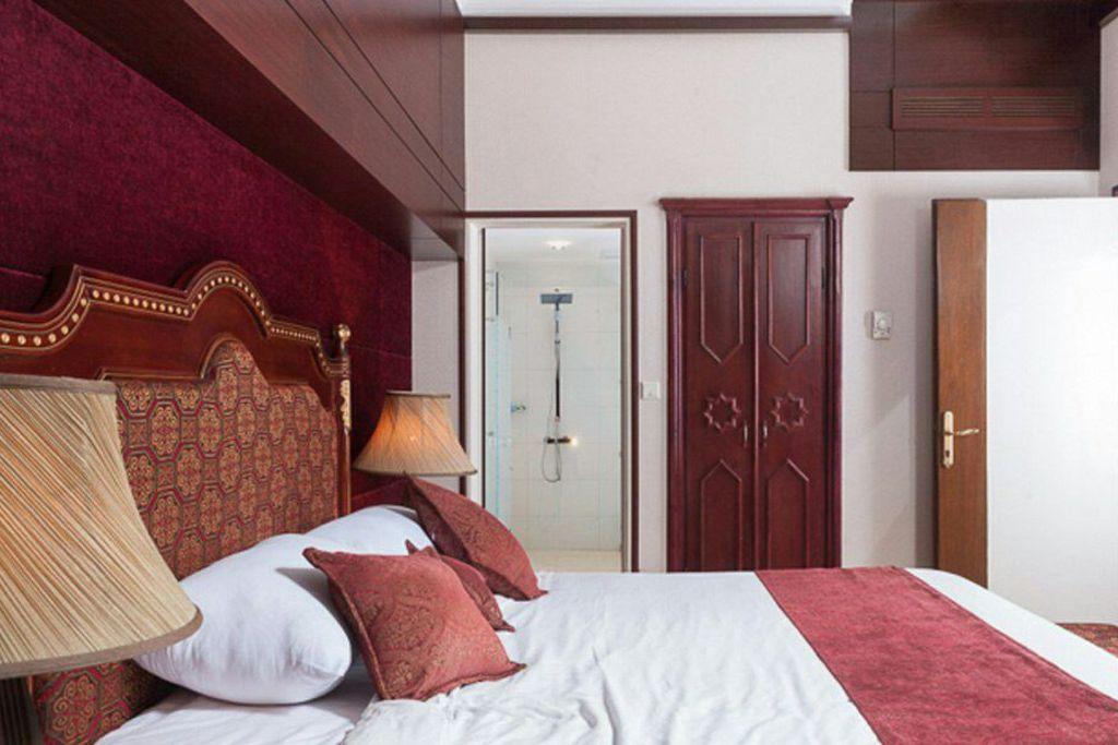 سوئیت دو خوابه چهار تخته بقیع
