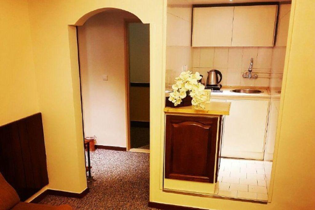 آپارتمان یکخوابه دو تخته