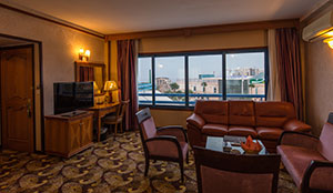 Single Suite with Sea View