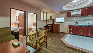 آپارتمان دو خوابه ویژه