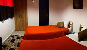 آپارتمان دو خوابه چهار تخته
