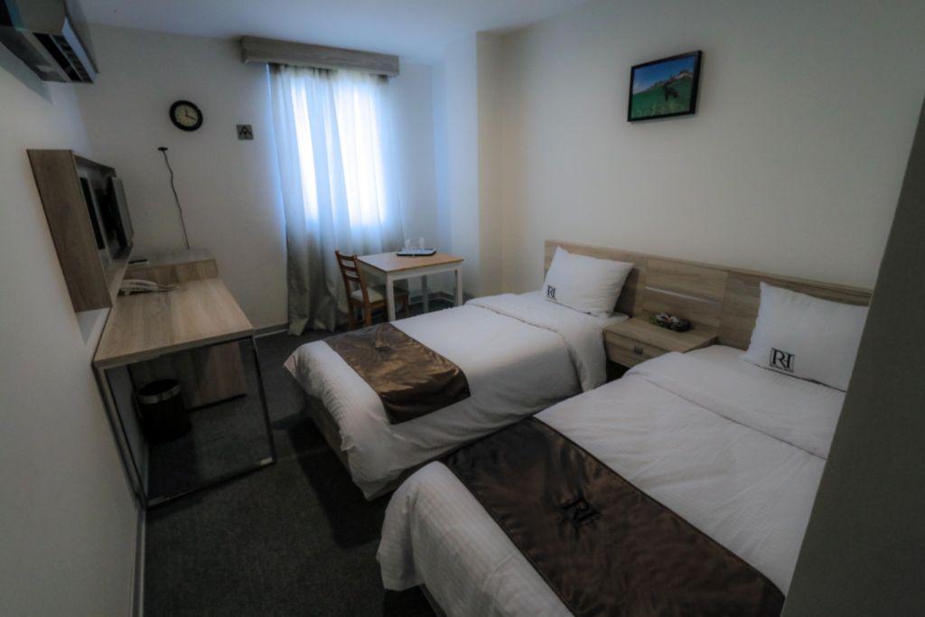سوئیت یکخوابه VIP چهار تخته
