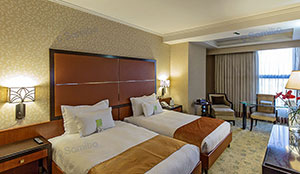 اتاق رویال فمیلی کانکت طبقات 12 تا 14