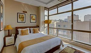 آپارتمان یک خوابه اکونومی یک تخته