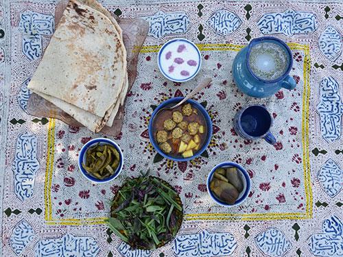 najaf-abad-shahedan-eco-lodge-traditional-food