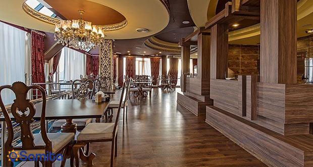 رستوران هتل چمران