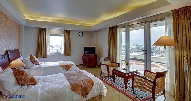 هتل پنج ستاره هما