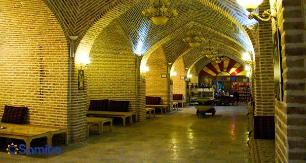 رستوران خانه سنتی بابا قدرت