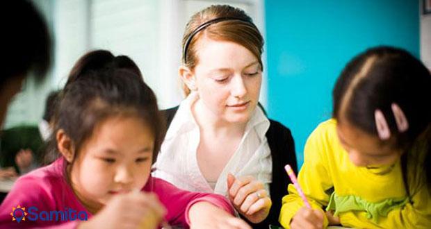 پیگیری روند درسی فرزندان
