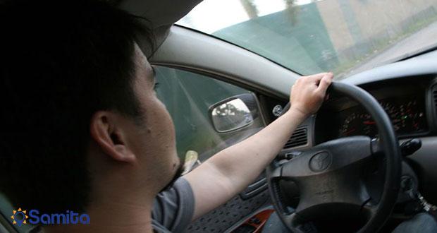 فعالیت در ماشین