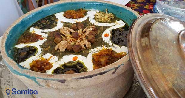 جشنواره آش در زنجان