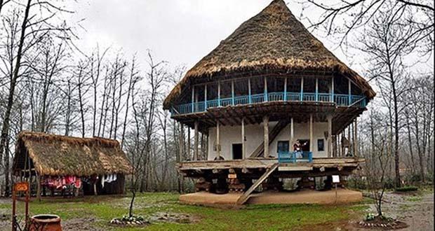 خانه های زیبای محلی